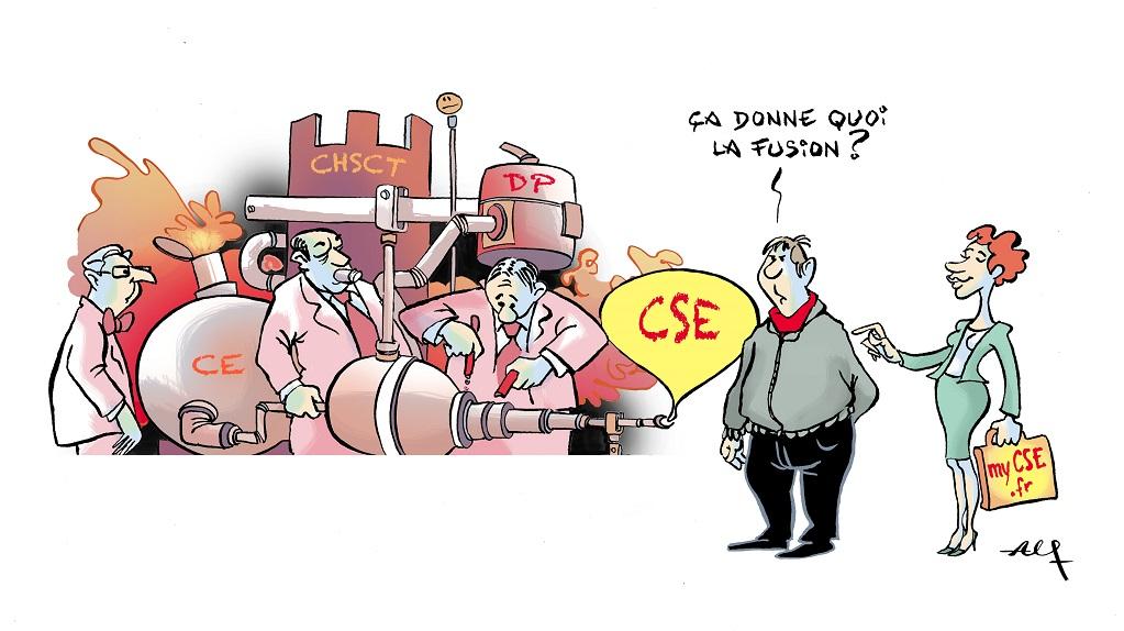 Bienvenue sur myCSE.fr !